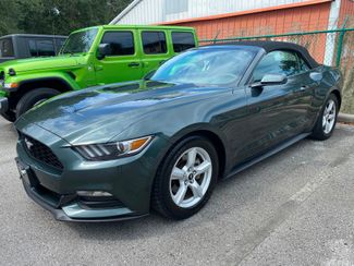 2015 Ford Mustang V6 CONV   Plant City Florida  Bayshore Automotive   in Plant City, Florida