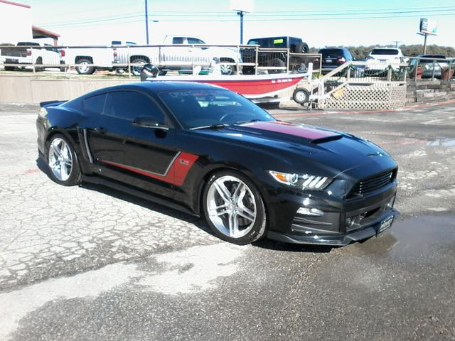 2015 Ford Mustang Roush  Stage 3 SUPER CHARGED Boerne, Texas 1