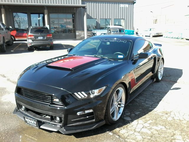 2015 Ford Mustang Roush  Stage 3 SUPER CHARGED Boerne, Texas 3