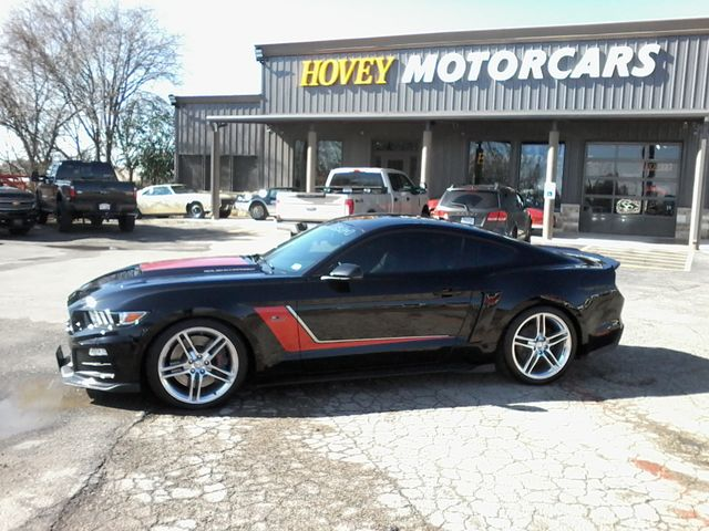 2015 Ford Mustang Roush  Stage 3 SUPER CHARGED Boerne, Texas 4