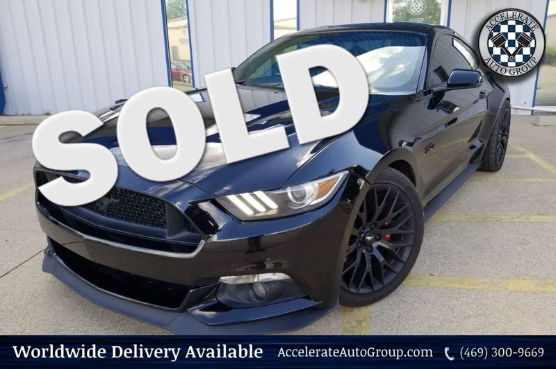 2015 Ford Mustang GT Premium in Rowlett Texas