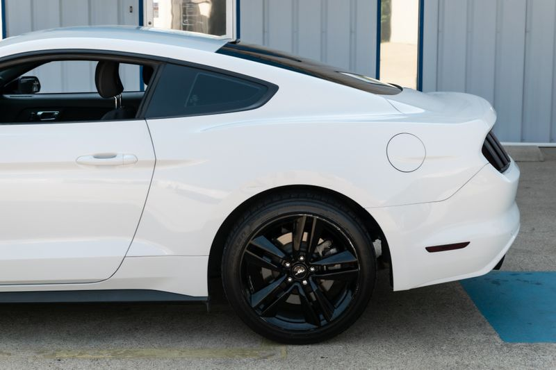 2015 Ford Mustang EcoBoost in Rowlett, Texas