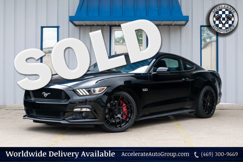 2015 Ford Mustang GT in Rowlett Texas