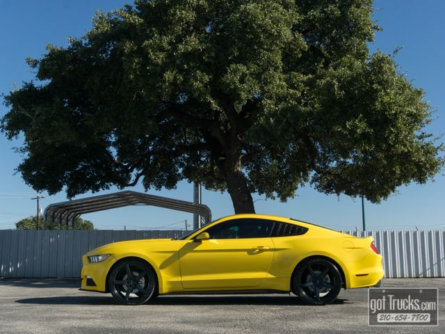 2015 Ford Mustang 3.7L V6 RWD