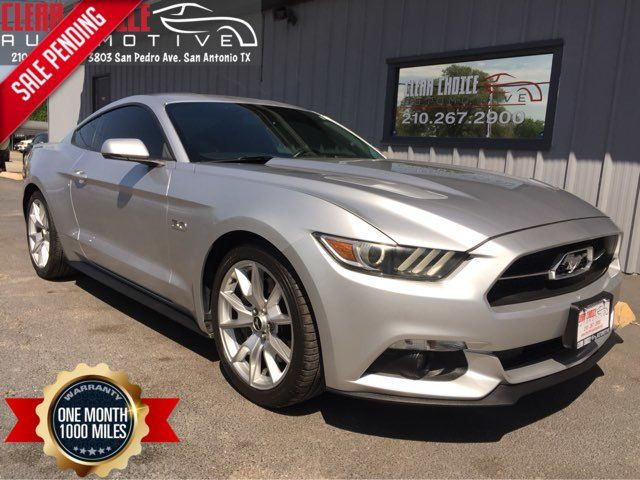 2015 Ford Mustang GT PREMIUM 50TH ANN