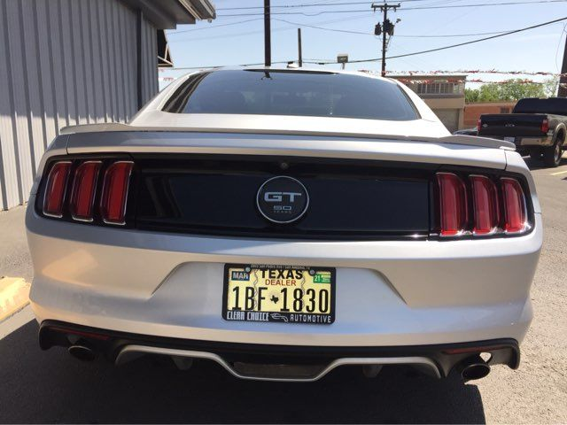 2015 Ford Mustang GT PREMIUM 50TH ANN in San Antonio, TX 78212