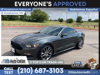 2015 Ford Mustang EcoBoost Premium in San Antonio, TX 78237