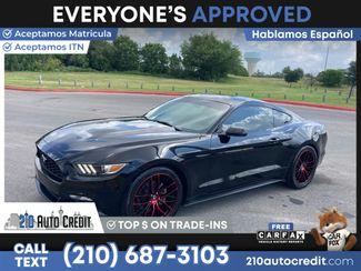 2015 Ford Mustang V6 in San Antonio, TX 78237