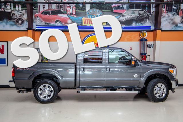2015 Ford Super Duty F-250 Lariat 4x4