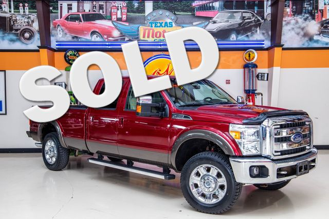 2015 Ford Super Duty F-250 Lariat SRW 4x4