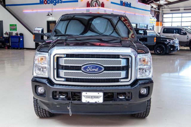 2015 Ford Super Duty F-250 Platinum SRW 4x4 in Addison, Texas 75001