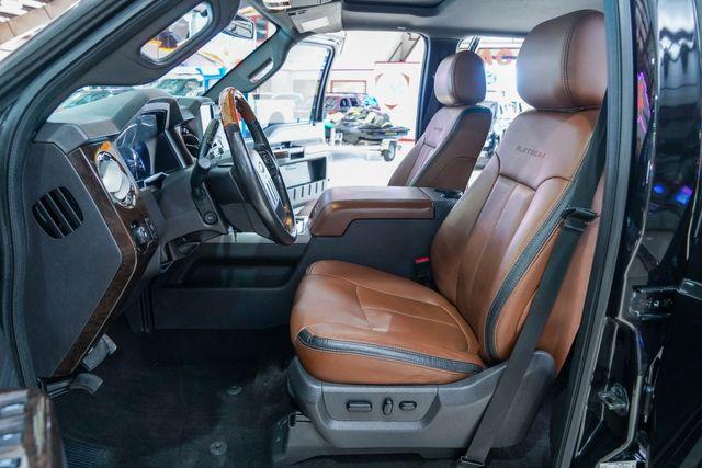 2015 Ford Super Duty F-250 Platinum SRW 4x4 in Addison, Texas 75001