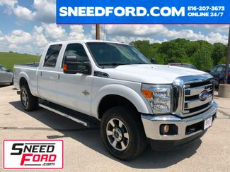 2015 Ford Super Duty F-250 Lariat 4X4 in Gower Missouri, 64454