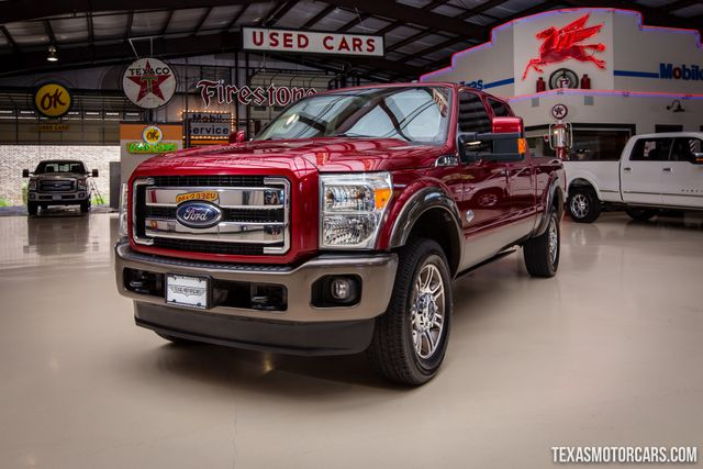 2015 Ford Super Duty F-250 Pickup King Ranch 4X4 in Addison Texas, 75001