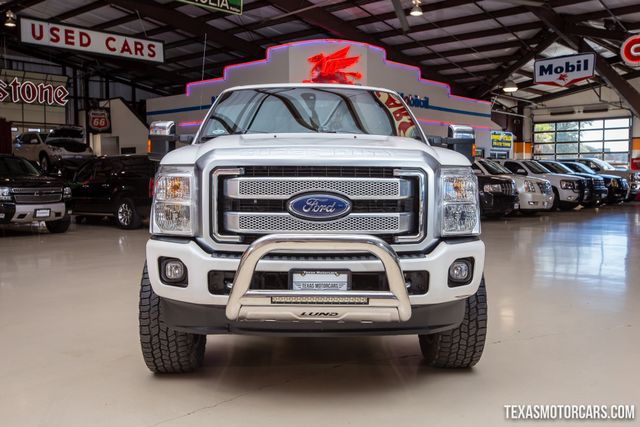 2015 Ford Super Duty F-250 Pickup Platinum 4X4 in Addison Texas, 75001