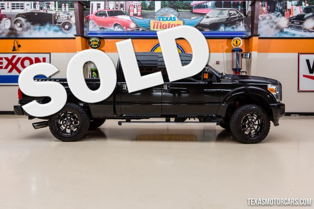 2015 Ford Super Duty F-250 Pickup Platinum 4X4