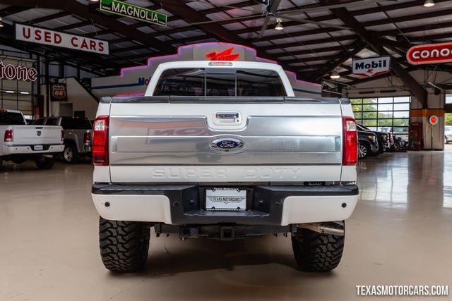 2015 Ford Super Duty F-250 Pickup Platinum 4X4 in Addison, Texas 75001