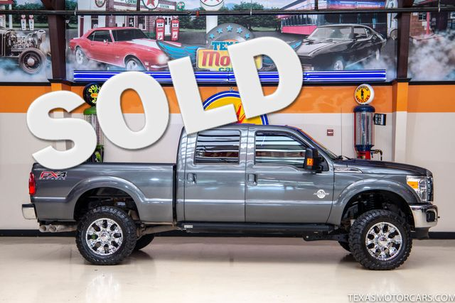 2015 Ford Super Duty F-250 Pickup Lariat 4x4