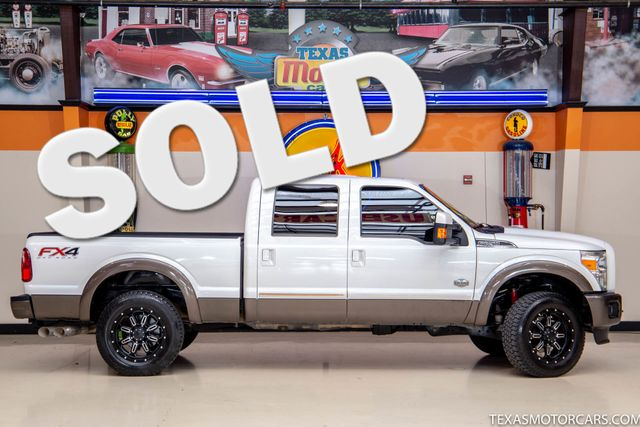 2015 Ford Super Duty F-250 Pickup King Ranch 4x4