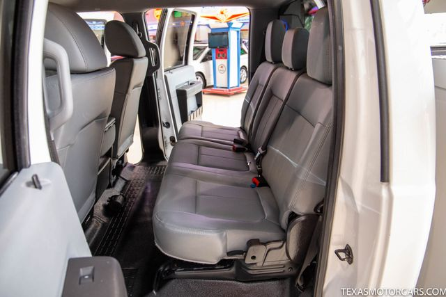 2015 Ford Super Duty F-250 Pickup XL 4X4 UTILITY BED in Addison, Texas 75001