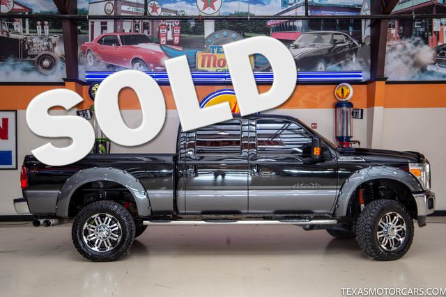 2015 Ford Super Duty F-250 Pickup SRW Lariat Badlander 4x4