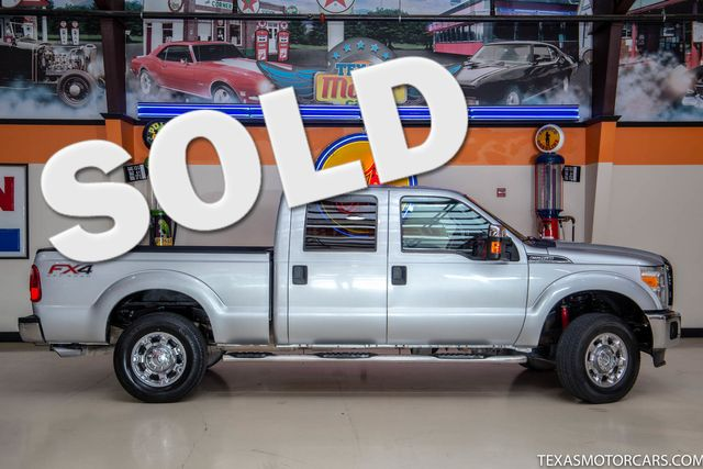 2015 Ford Super Duty F-250 Pickup XLT 4x4