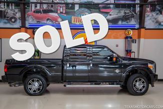 2015 Ford Super Duty F-250 Pickup Platinum in Addison, Texas 75001