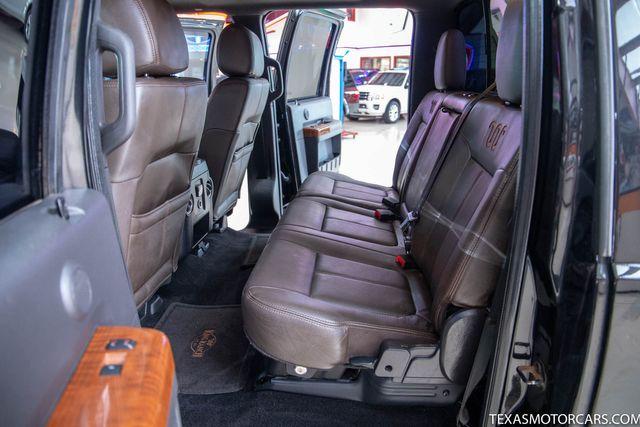 2015 Ford Super Duty F-250 Pickup King Ranch SRW 4x4 in Addison, Texas 75001