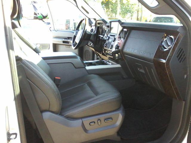 2015 Ford Super Duty F-250 Pickup Platinum 4X4 Boerne, Texas 16