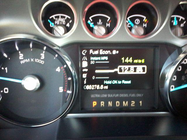 2015 Ford Super Duty F-250 Pickup Platinum Boerne, Texas 16