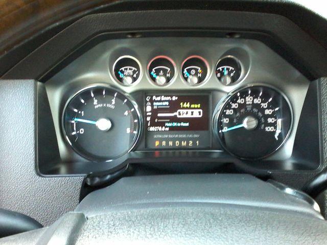 2015 Ford Super Duty F-250 Pickup Platinum Boerne, Texas 17