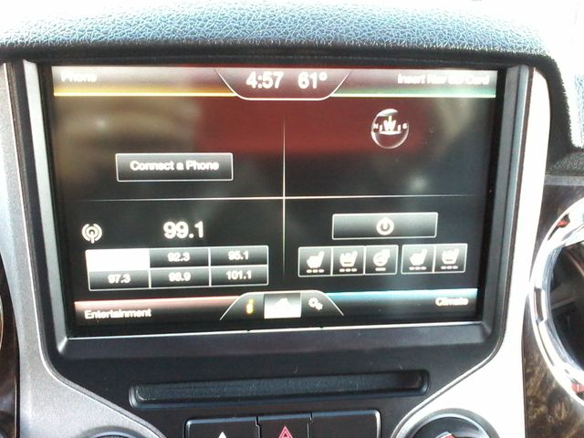 2015 Ford Super Duty F-250 Pickup Platinum 4X4 Boerne, Texas 22