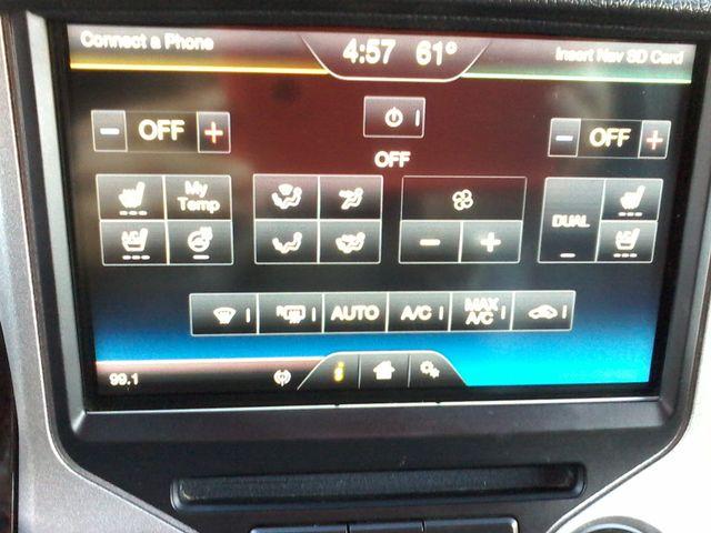 2015 Ford Super Duty F-250 Pickup Platinum 4X4 Boerne, Texas 23