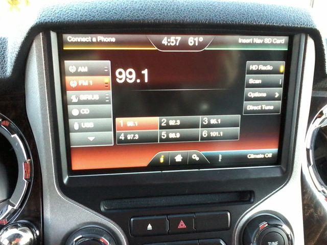 2015 Ford Super Duty F-250 Pickup Platinum 4X4 Boerne, Texas 25