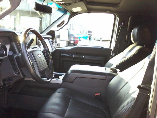 2015 Ford Super Duty F-250 Pickup Platinum 4X4 Boerne, Texas 13