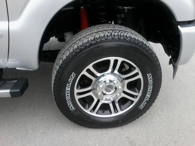 2015 Ford Super Duty F-250 Pickup Platinum 4X4 Boerne, Texas 42