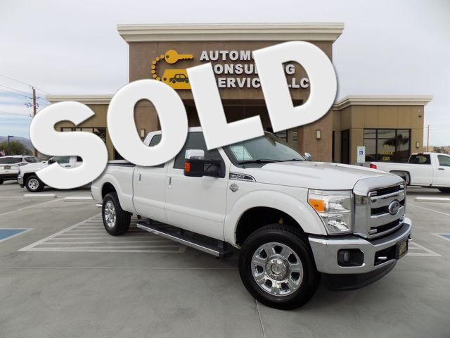 2015 Ford Super Duty F-250 Pickup Lariat in Bullhead City, AZ 86442-6452
