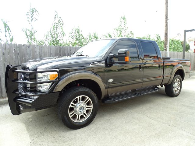 2015 Ford Super Duty F-250 Pickup King Ranch