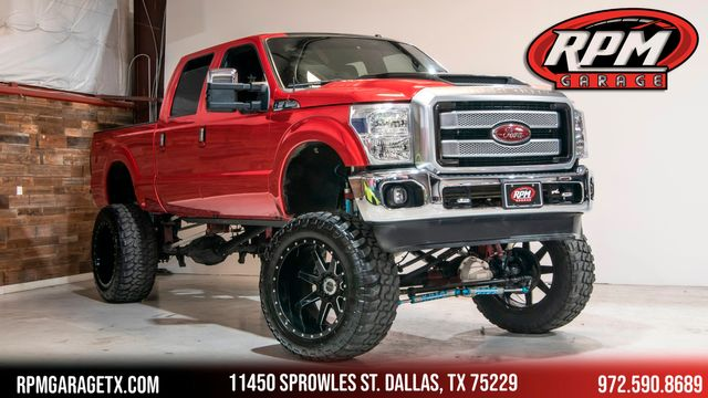 2015 Ford Super Duty F-250 Pickup Platinum SEMA build, Lifted with Many Upgrades