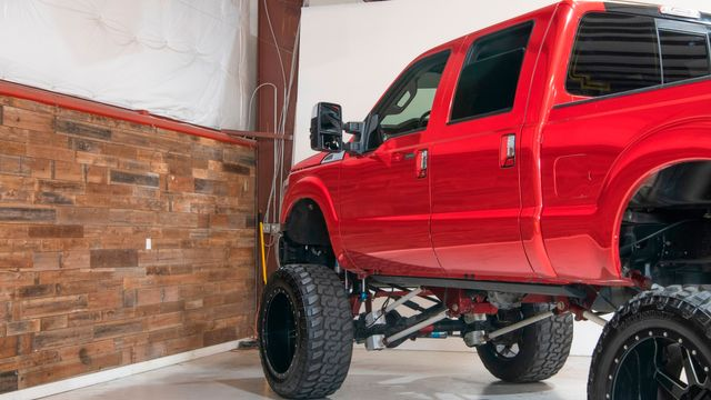 2015 Ford Super Duty F-250 Pickup Platinum SEMA build, Lifted with Many Upgrades in Dallas, TX 75229