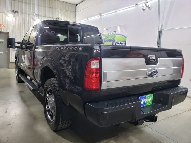 2015 Ford Super Duty F-250 Pickup Platinum 6.2L 4x4 6.5ft in Dickinson, ND 58601