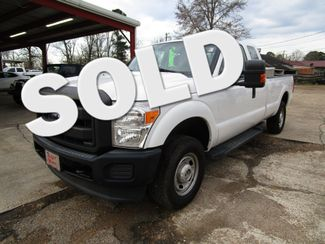 2015 Ford Super Duty F-250 4x4 XL Gas/CNG Houston, Mississippi