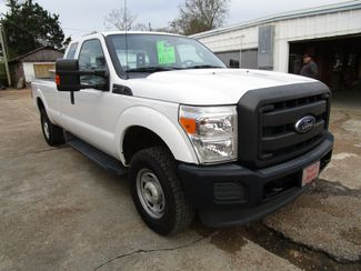 2015 Ford Super Duty F-250 4x4 XL Gas/CNG Houston, Mississippi 1