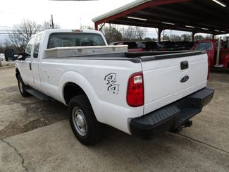 2015 Ford Super Duty F-250 4x4 XL Gas/CNG Houston, Mississippi 4