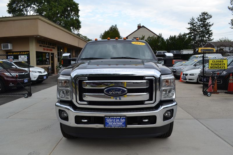 2015 Ford Super Duty F-250 Pickup Lariat  city New  Father  Son Auto Corp   in Lynbrook, New
