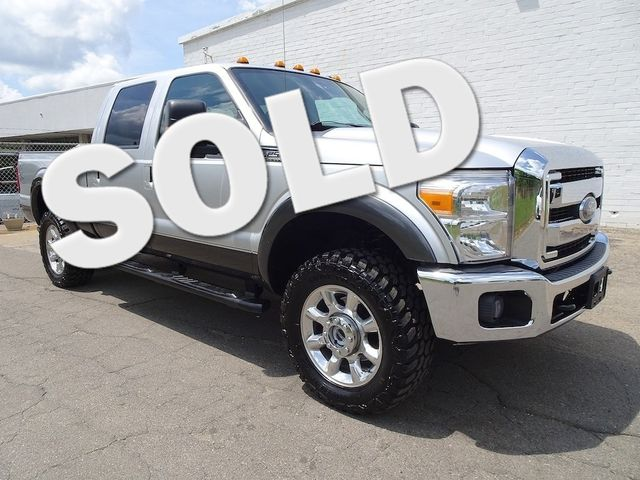 2015 Ford Super Duty F-250 Pickup Lariat Madison, NC 0