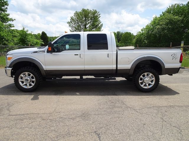 2015 Ford Super Duty F-250 Pickup Lariat Madison, NC 5