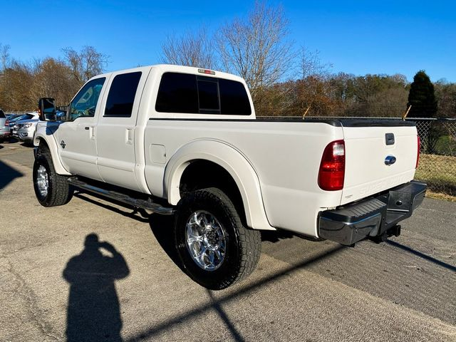 2015 Ford Super Duty F-250 Pickup Lariat Madison, NC 3