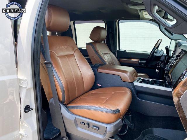 2015 Ford Super Duty F-250 Pickup Platinum Madison, NC 14