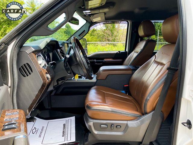 2015 Ford Super Duty F-250 Pickup Platinum Madison, NC 25